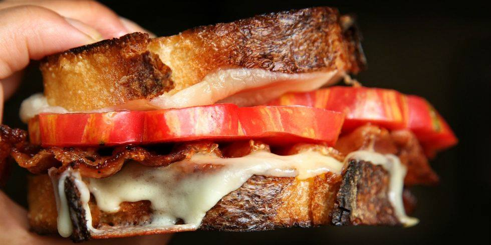 Cove Grilled Cheese Sandwich