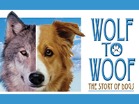 Wolf to Woof: The Story of Dogs
