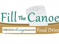 Fill the Canoe Food Drive