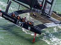 Speed and Innovation in the America's Cup Exhibition