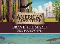 American Adventure Exhibit and Maze
