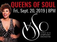 Virginia Symphony Orchestra presents Queens of Soul
